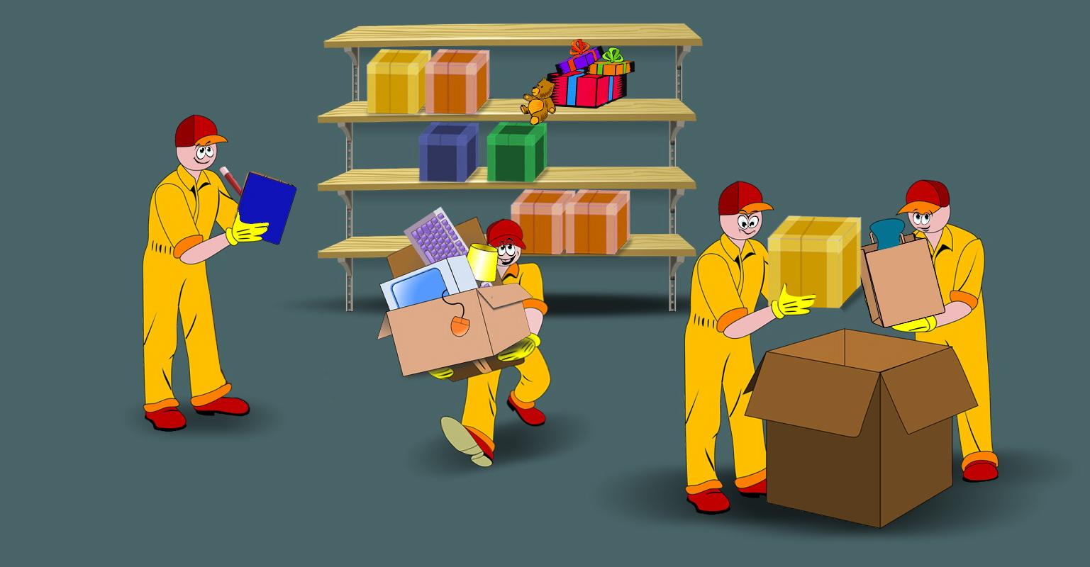 Как организовать cклад интернет-магазина: советы и адреса складов для аренды